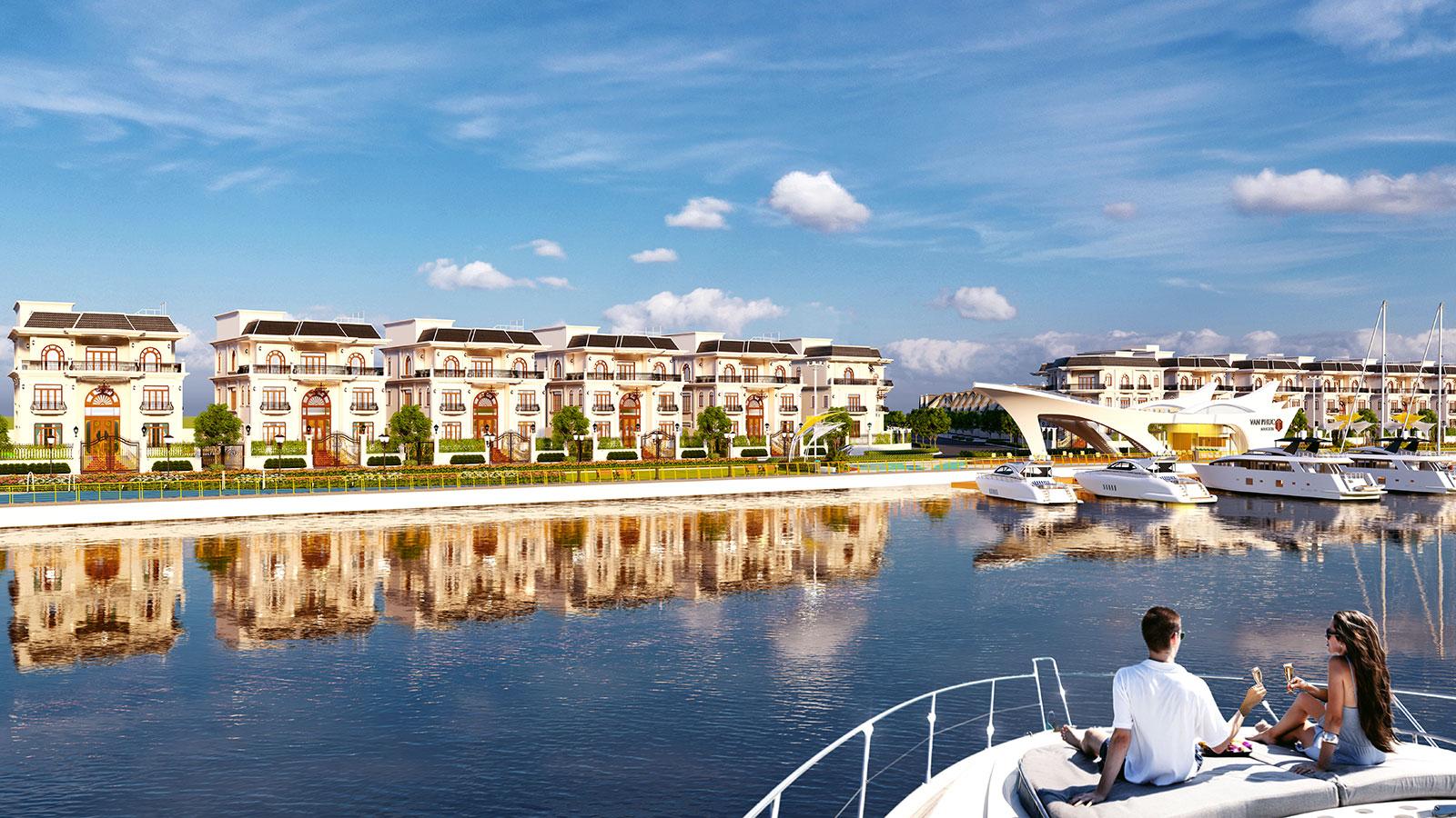 Dai Phuc River View Bình Thạnh – Bán đảo dân cư hiện đại với nhiều tiện ích hấp dẫn. 3